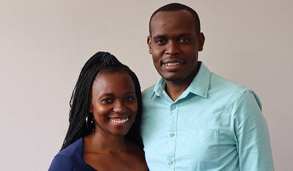 Muss and Natsi Maramwidze