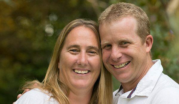 Stu and Teresa Knight